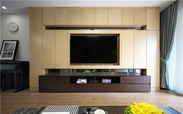 电视机背景墙装修