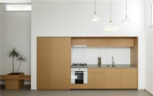 开放厨房装修设计效果图