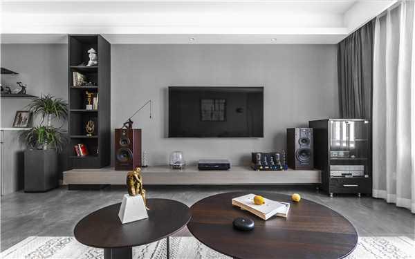 电视机背景墙装修设计