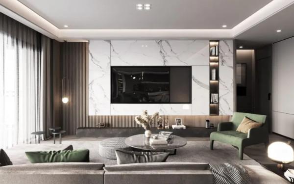 杭州新房装修报价,120平装修全包预算多少 (2)