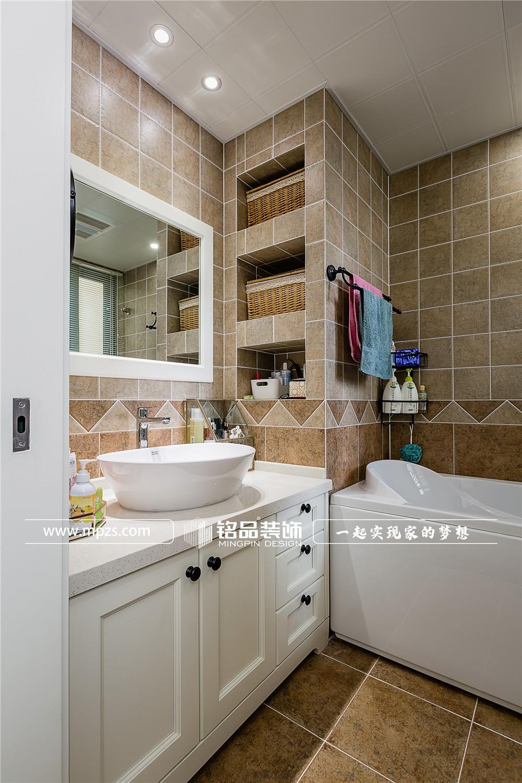 137平方米公寓房日式风格装修案例_效果图-杭州西湖区绿城之江一号