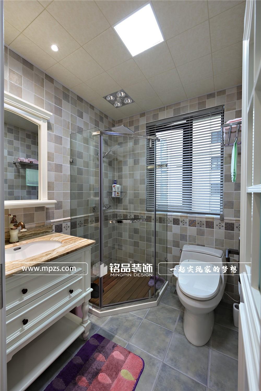 154平方米复式新房简美风格装修案例_效果图-杭州富阳大家悦墅