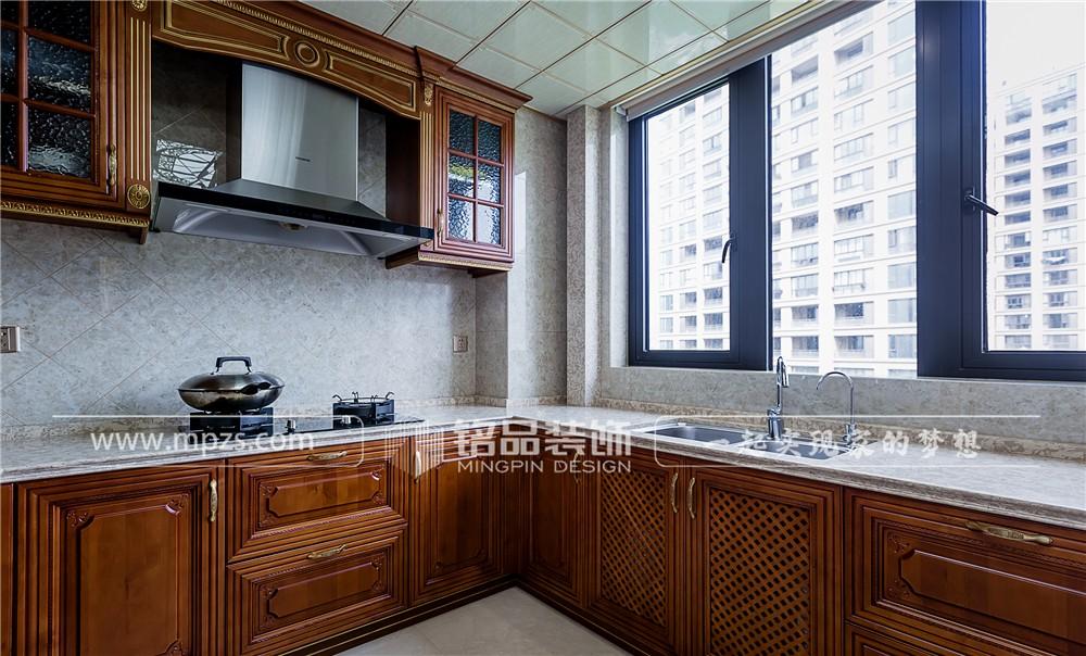 256平方米毛坯新房欧式新古典风格装修案例_效果图-杭州富阳区隆和府景园