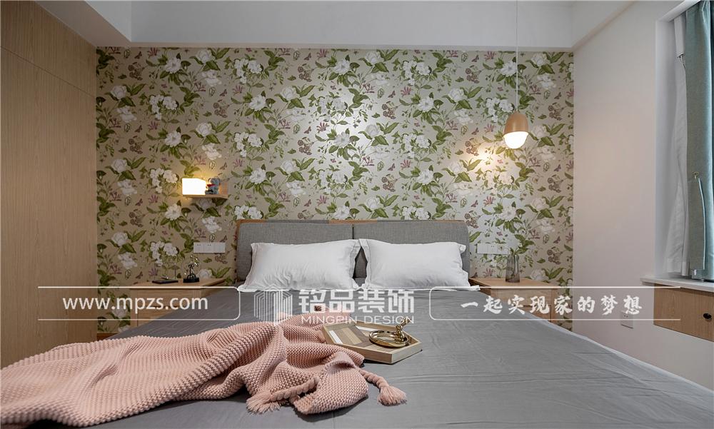 杭州140平方米北欧风格三室两厅公寓装修案例_效果图 (6)