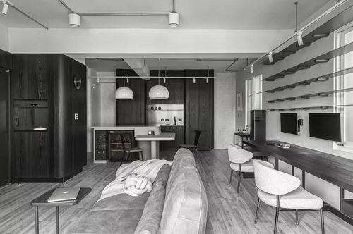 将房子装修成高级灰风格是一种怎样的体验? (2)