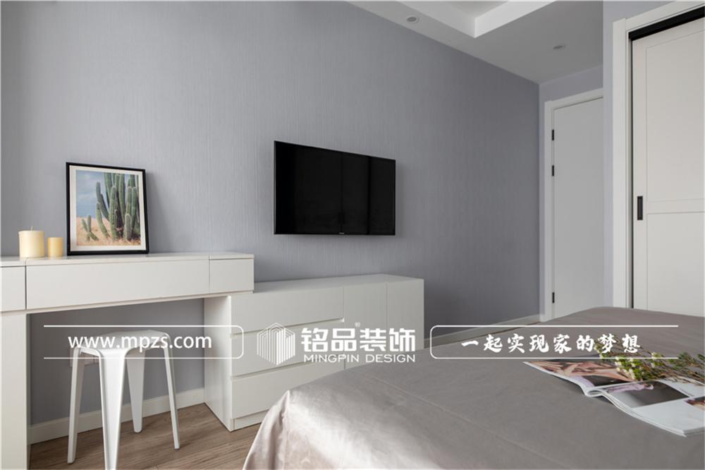 杭州下城区兴和公寓【老房改造装修】【北欧风格】90平方米 (5)