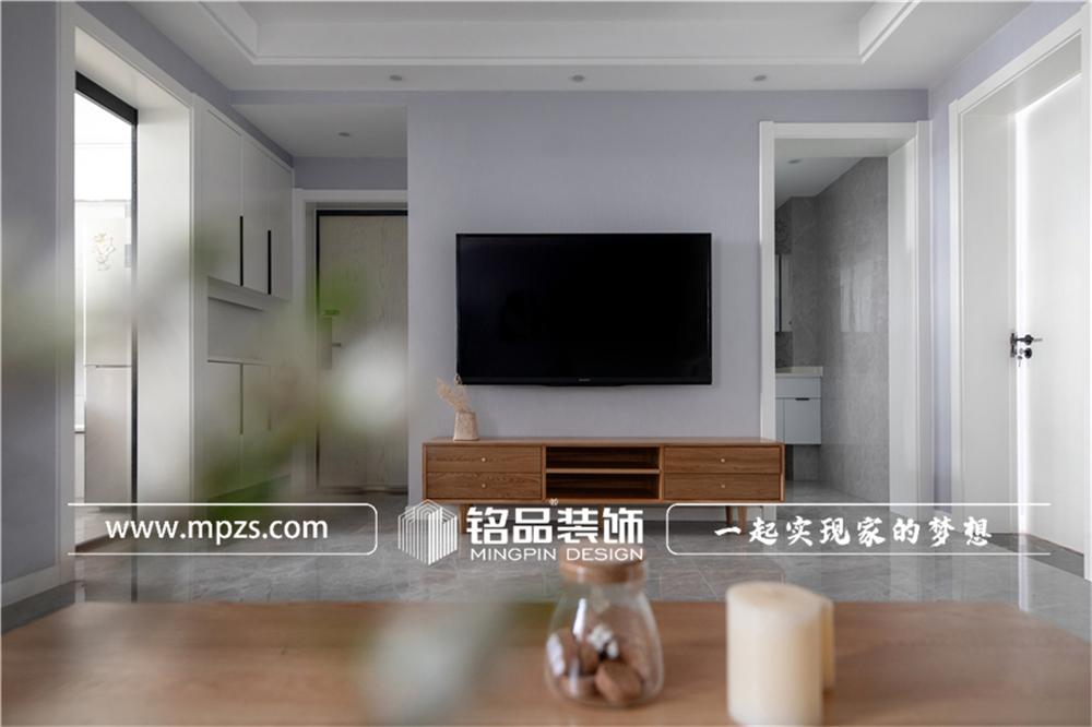 杭州下城区兴和公寓【老房改造装修】【北欧风格】90平方米 (1)