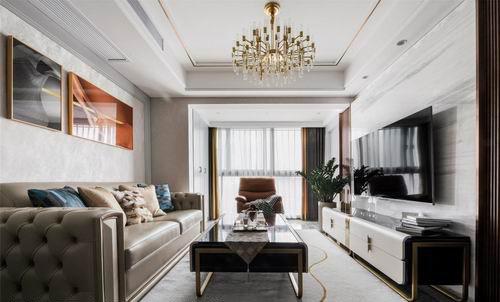 90平轻奢风格两房变三房全包装修案例,他家也太会利用空间了! (5)